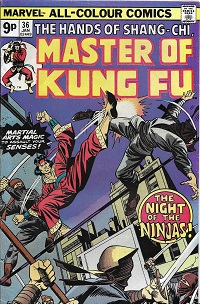 Masters of Kung Fu