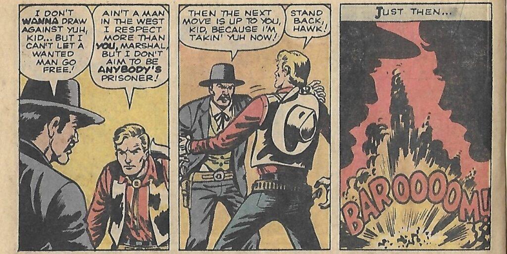 Kid Colt Outlaw (Marvel)